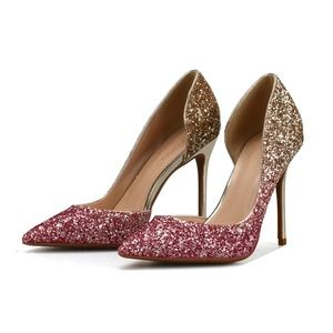 Sparkle Heals - Red/Gold